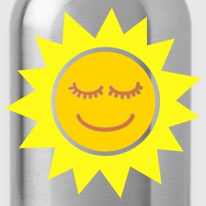 Smiling Sun - Water Bottle