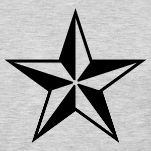 Nautical / North Star Shirt - Men's Premium Long Sleeve T-Shirt