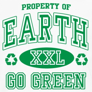 Earth Day Go Green - Men's Premium Long Sleeve T-Shirt