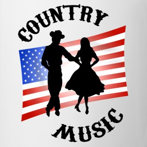 Natural Country Music T-Shirts - Coffee/Tea Mug