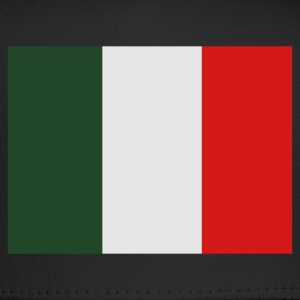 Black Italian Flag T-Shirts - Trucker Cap