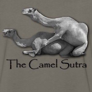 Camel sutra - Men's Premium Long Sleeve T-Shirt