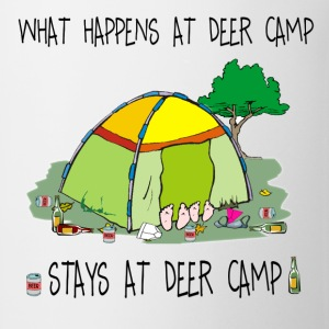 What Happens At Deer Camp, Stays At Deer Camp - Coffee/Tea Mug