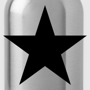 5 Point Star Shirt - Water Bottle