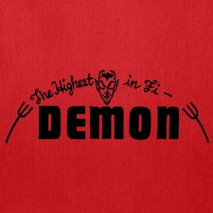 Red Demon Records T-Shirts - Tote Bag