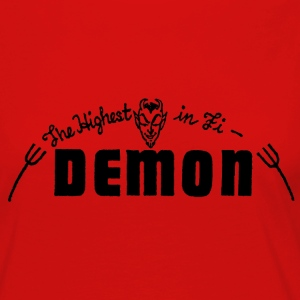 Red Demon Records T-Shirts - Women's Premium Long Sleeve T-Shirt