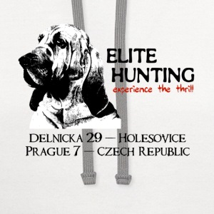 Natural Hostel Elite Hunting T-Shirts - Contrast Hoodie