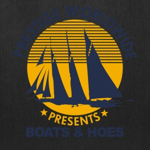Natural Step Brothers Boats Hoe's  T-Shirts - Tote Bag
