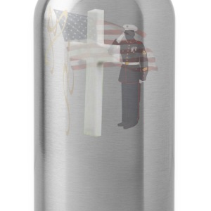 Memorial Day Salute - Water Bottle