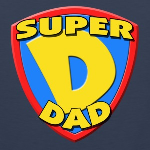Super Dad Father's Day - Men's Premium Tank