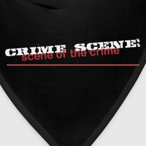 Scene of the Crime - Bandana
