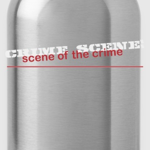 Scene of the Crime - Water Bottle