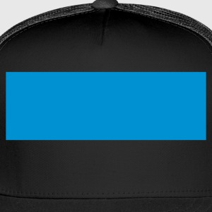 Black Rectangle T-Shirts - Trucker Cap