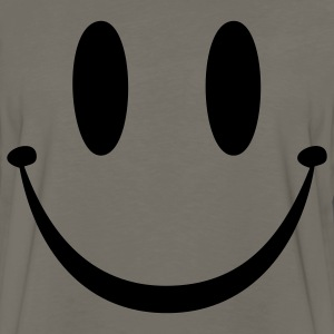 Yellow Smiley Face Kids' Shirts - Men's Premium Long Sleeve T-Shirt