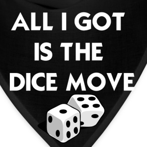 Black Dice Move T-Shirts - Bandana