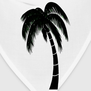 White palm1 T-Shirts - Bandana