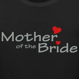 Black Mother of the Bride (wedding) Plus Size - Men's Premium Tank