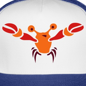 White marine_water_crawfish T-Shirts - Trucker Cap