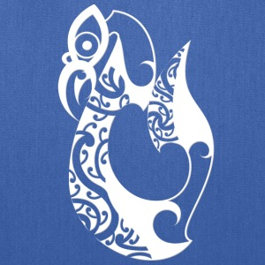 Royal blue Manaia T-Shirts - Tote Bag