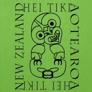 Tiki NZ  - Tote Bag