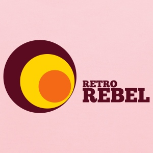 Gold retro rebel T-Shirts - Kids' Hoodie