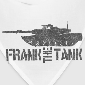 Frank the Tank T-Shirt - Bandana