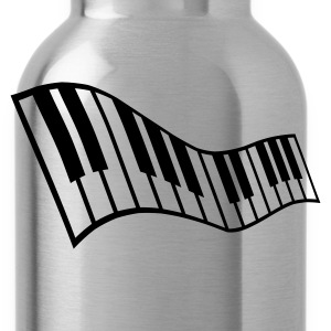 piano - Water Bottle