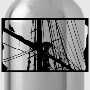 sailing - Water Bottle