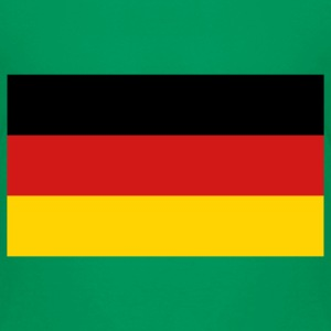 Kelly green Germany Kids' Shirts - Toddler Premium T-Shirt