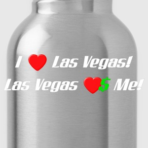 I Love Las Vegas! - Water Bottle