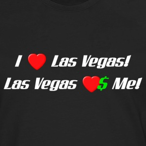 I Love Las Vegas! - Men's Premium Long Sleeve T-Shirt