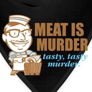 Meat Is Murder - Bandana