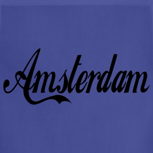 Navy amsterdam T-Shirts - Adjustable Apron
