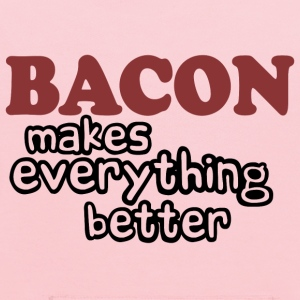 Bacon Makes Everything Better - Kids' Hoodie