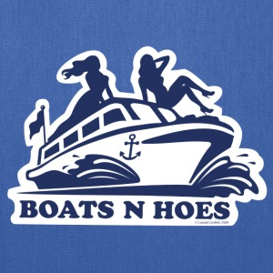 Boats n Hoes Short Sleeve  - Tote Bag