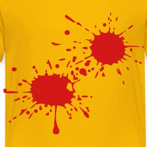 Yellow Blood Kids' Shirts - Toddler Premium T-Shirt