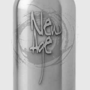 New Age  Yellow - Water Bottle