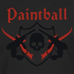 Paintball - Men's Premium Long Sleeve T-Shirt