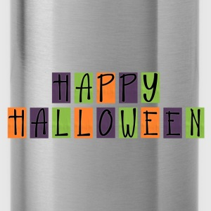 Happy Halloween - Water Bottle