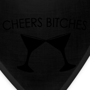Cheers Bitches - Bandana