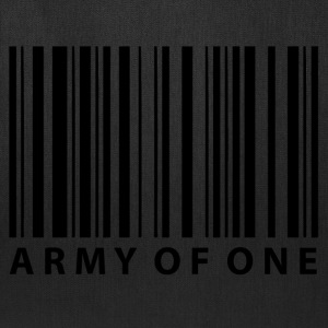 army of one - Tote Bag