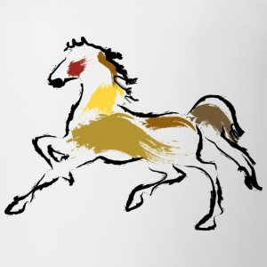 Horse Shirt - Coffee/Tea Mug