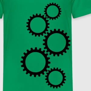 Kelly green Gear Kids' Shirts - Toddler Premium T-Shirt