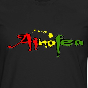 Ainofea Hawaii - Men's Premium Long Sleeve T-Shirt