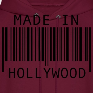Burgundy Made in Hollywood T-Shirts - Men's Hoodie