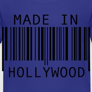 Turquoise Made in Hollywood Kids' Shirts - Toddler Premium T-Shirt