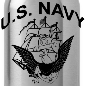 U.S. NAVY - Water Bottle