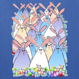 Happy Easter Bunnies - Tote Bag