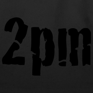 Black 2pm T-Shirts - Eco-Friendly Cotton Tote