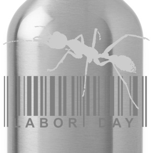 Labor Day - Water Bottle
